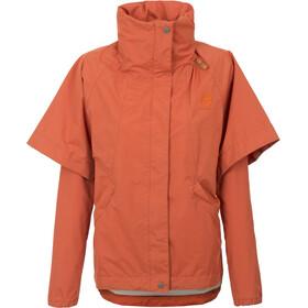 Finside Maire Jacket Women orange